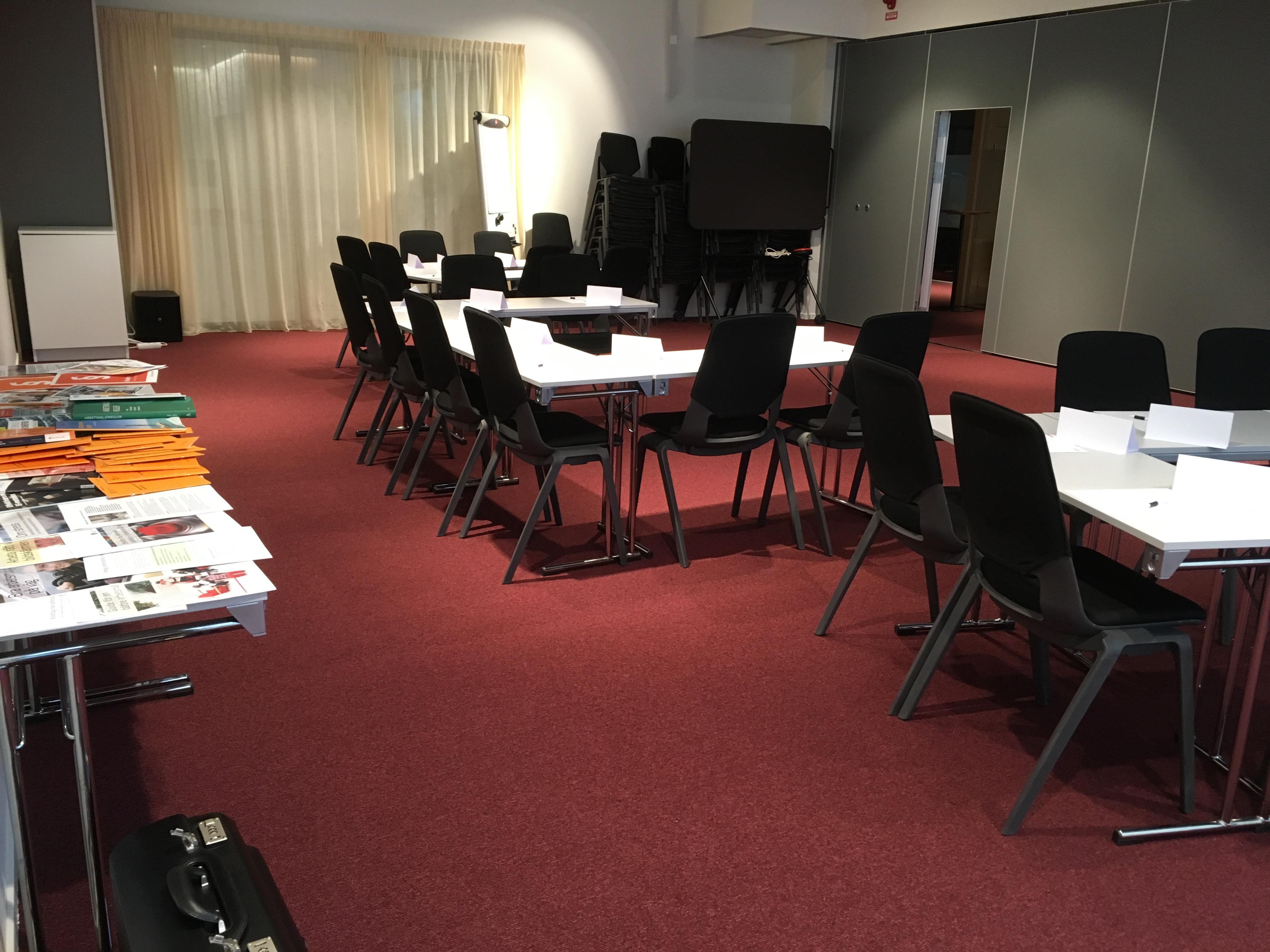 Fördjupad utbildning för chefer på Le Vélo i Solna